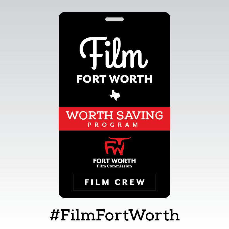 Worth Savings Film Badge