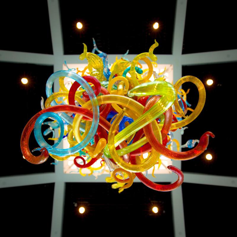 Mille Colori MOCA Dale Chihuly Modern Art