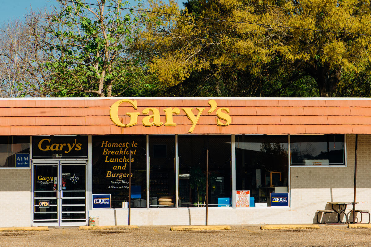 Gary's Exterior