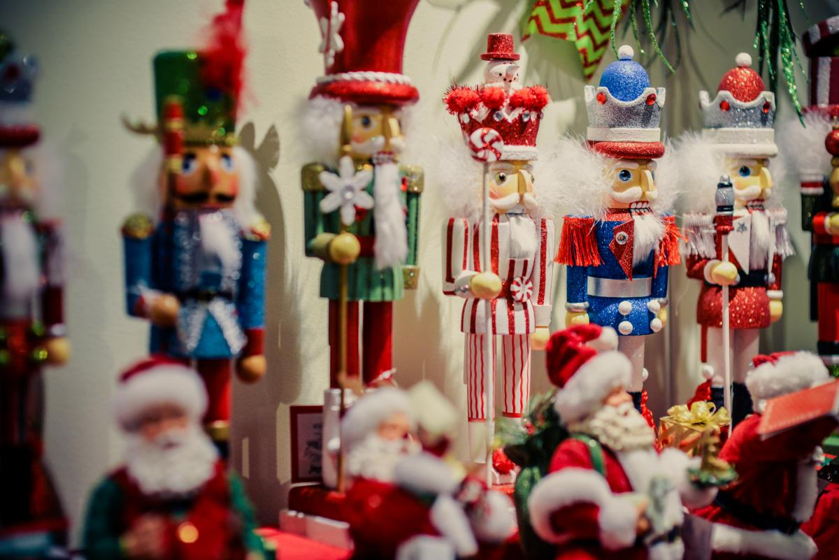 Nutcrackers | Christmas Shopping in Lake Charles