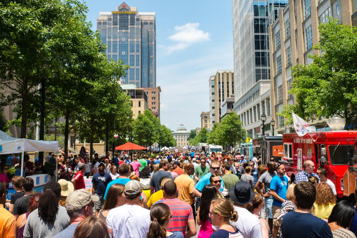 15 Major Upcoming Events And Festivals In Raleigh N C