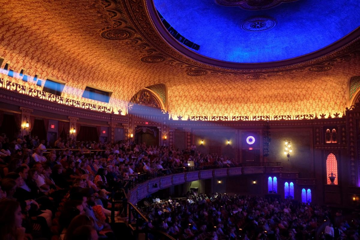 Inside Tennessee Theatre