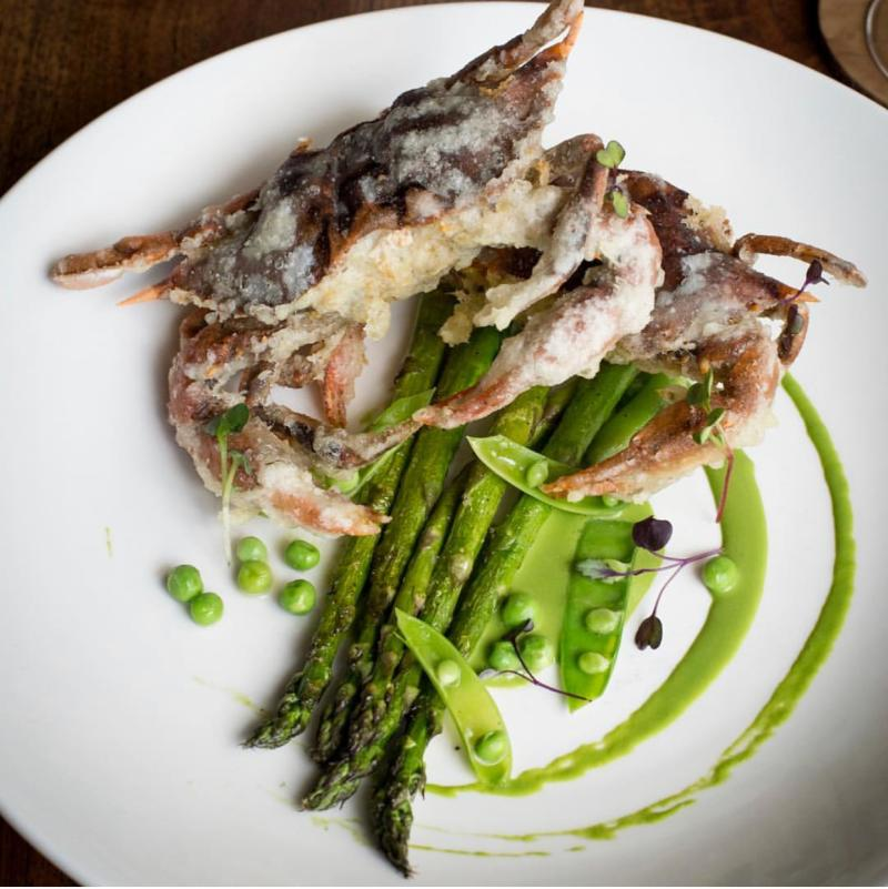 Terrapin Soft Shell Crab