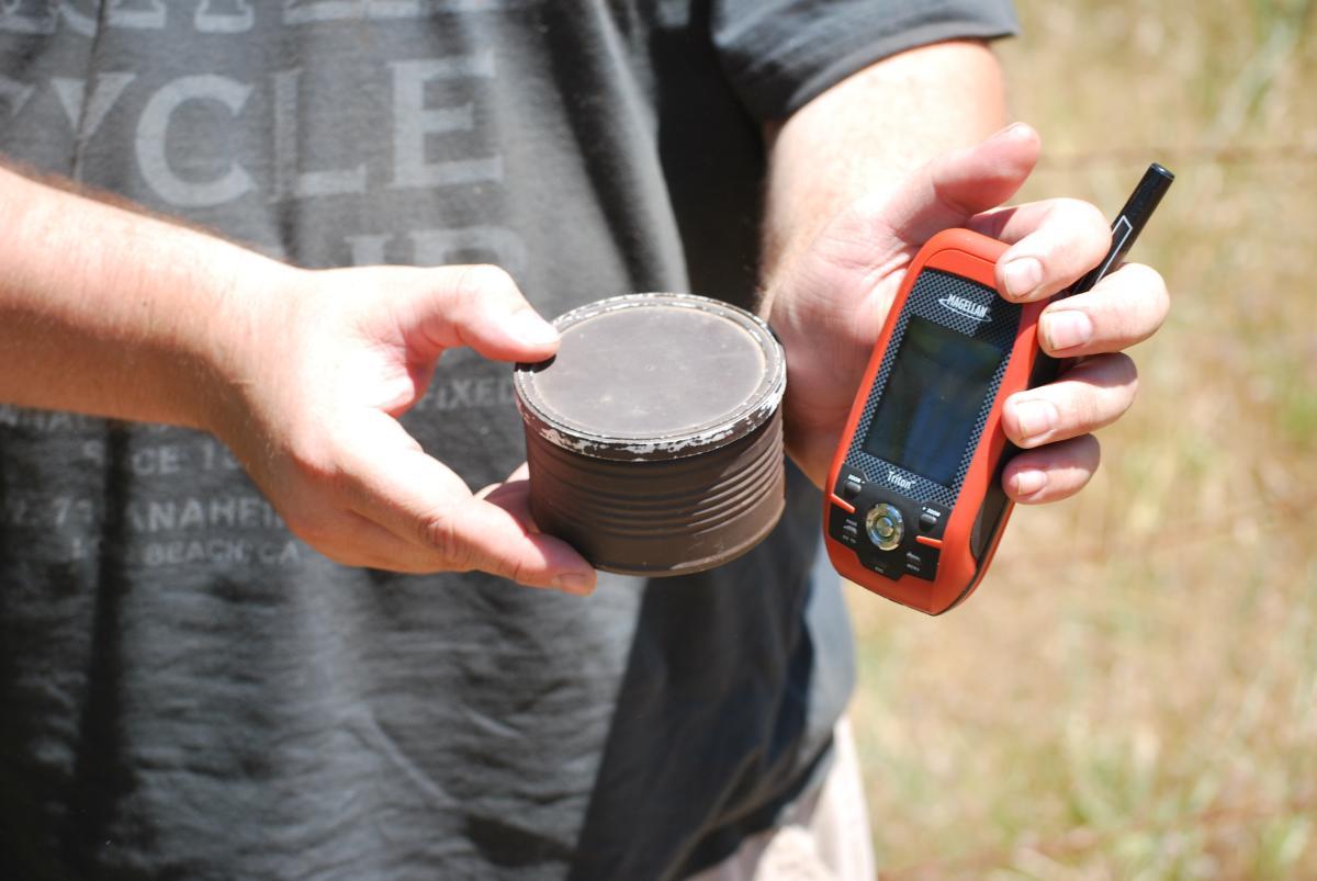Geocaching Equipment