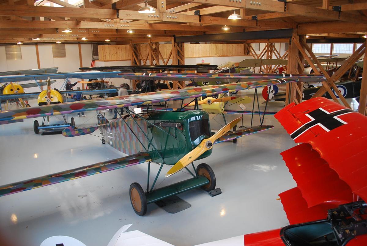 Virginia Military Aviation Museum WWI Hangar