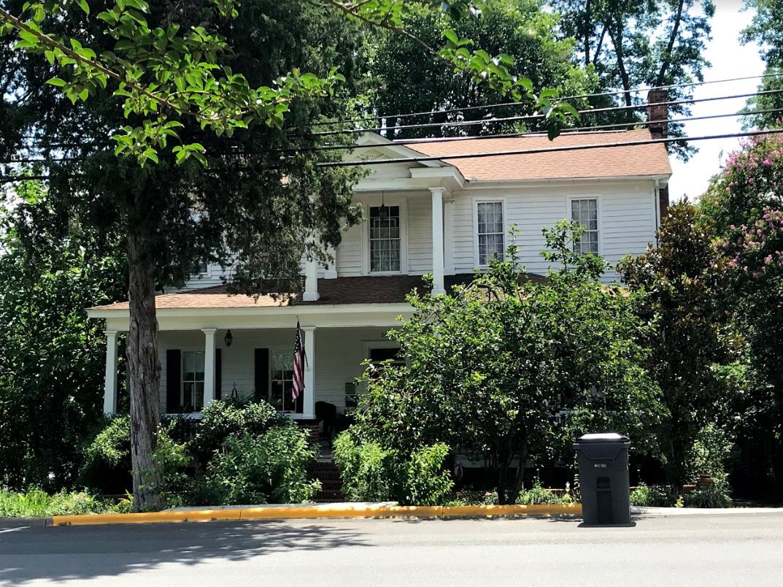 Major Edward White House