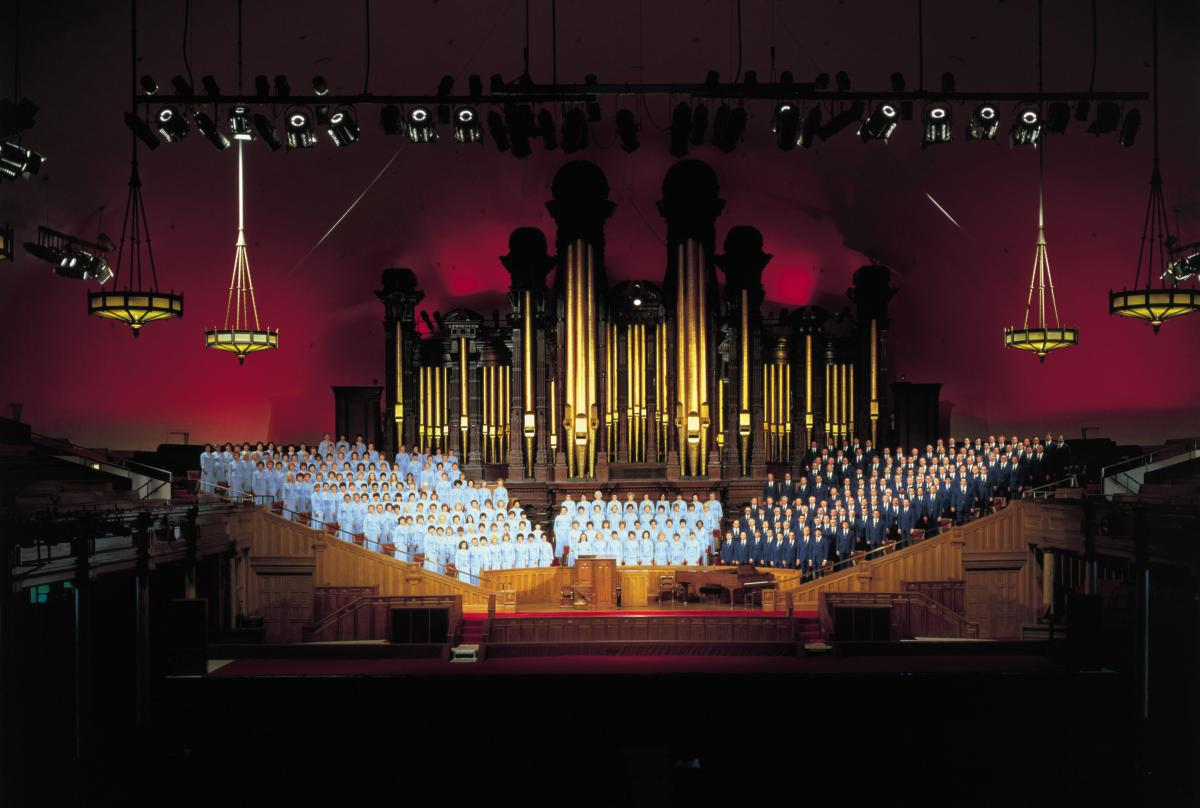 Cross the Tabernacle Choir off your bucket list this holiday season