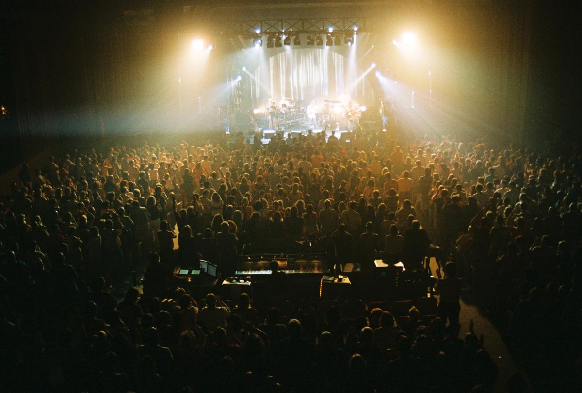 Keswick Theatre Crowd