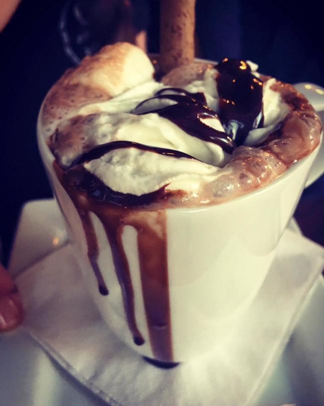 Citizen Burger Bar Hot Cocoa
