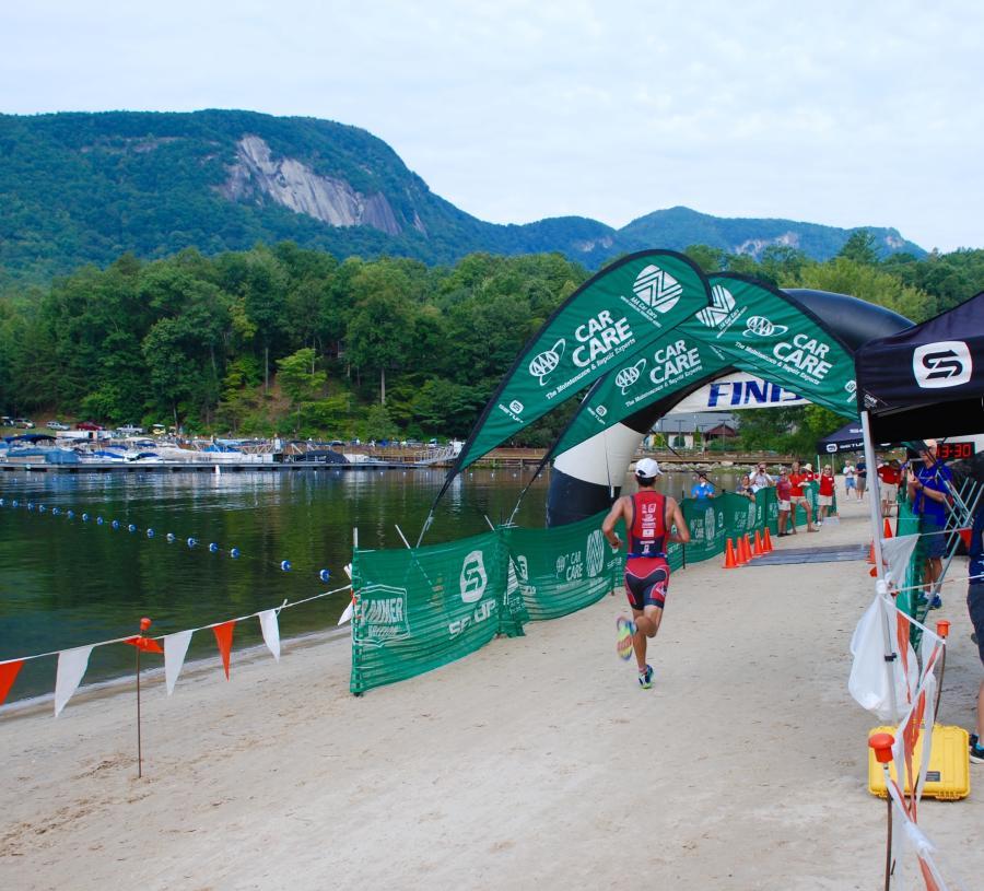Lake Lure Olympiad Sports Festival