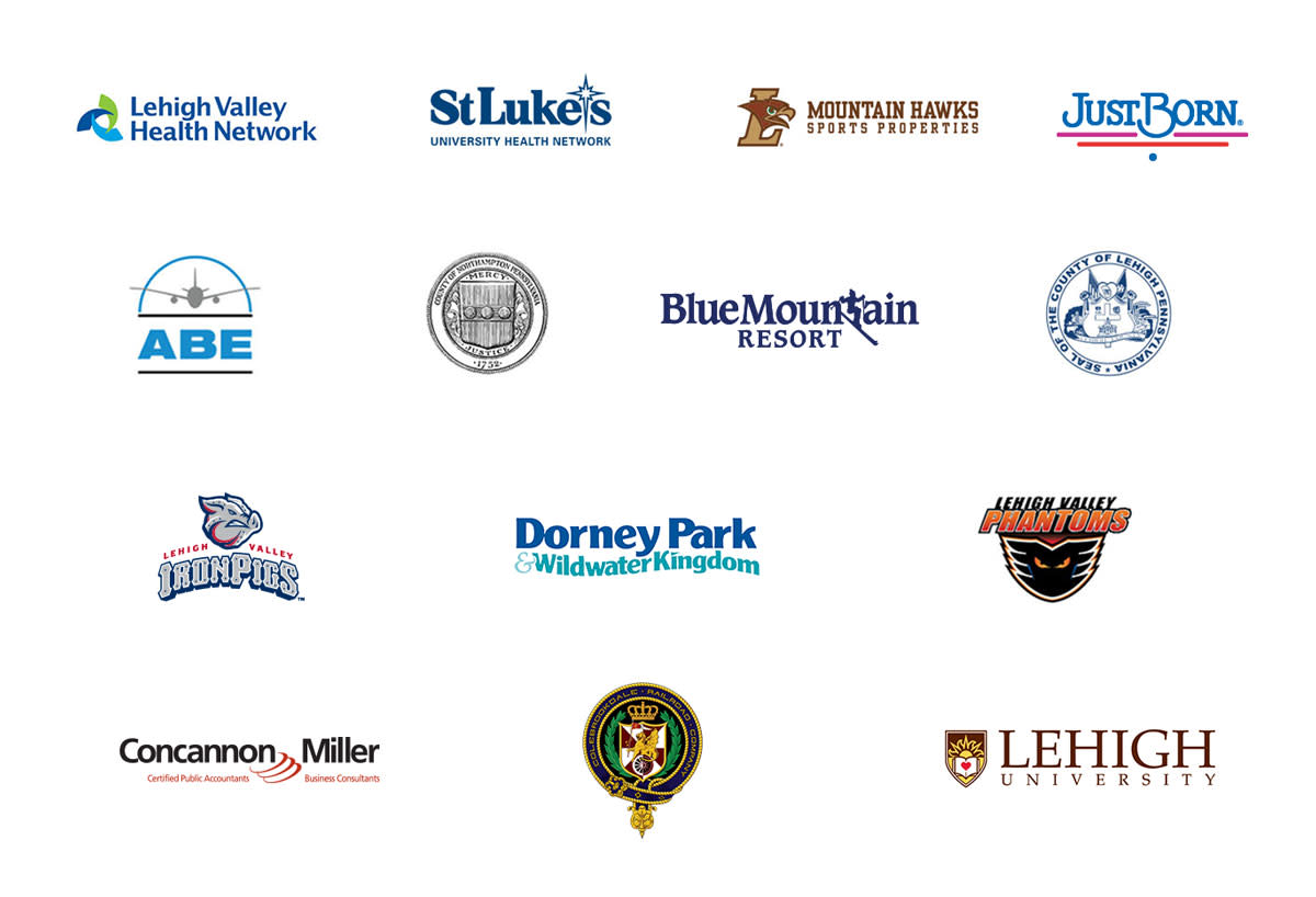 2018 Discover Lehigh Valley Annual Meeting Sponsors
