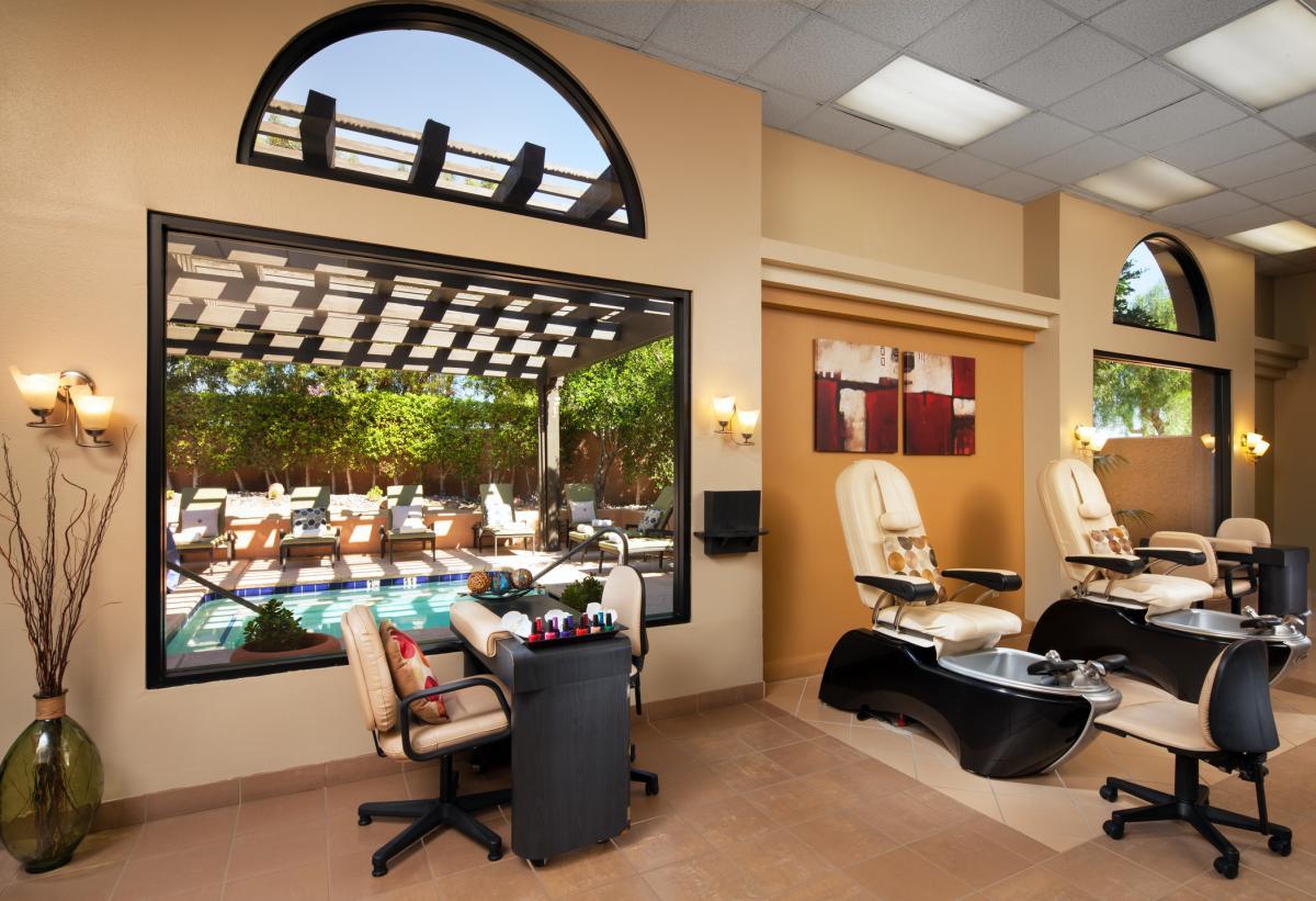 Spa Treatments at Westin Mission Westin Mission Hills Golf Resort & Spa