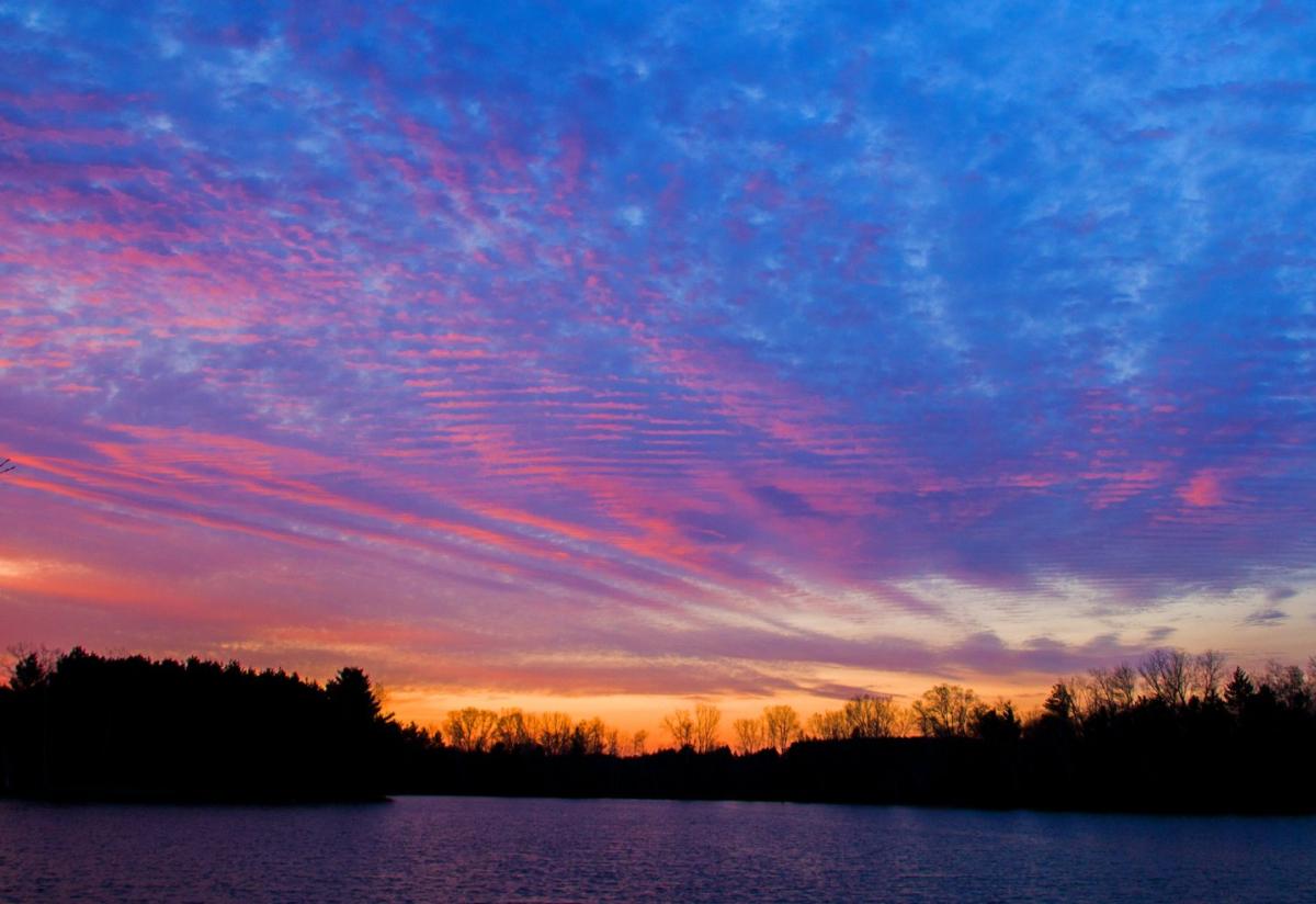 Lake Joanis Sunrise
