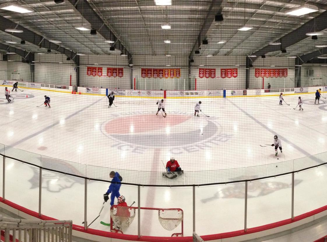 PRINCE WILLIAM ICE CENTER 2