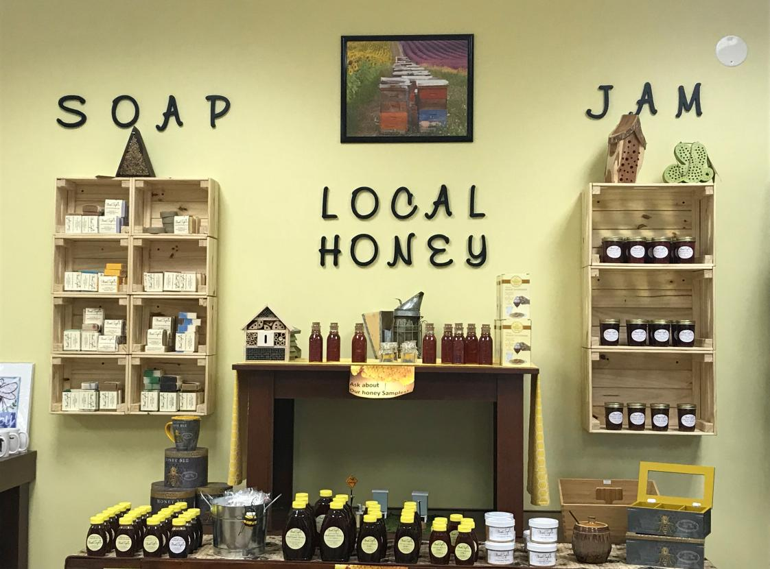 THE BEE STORE