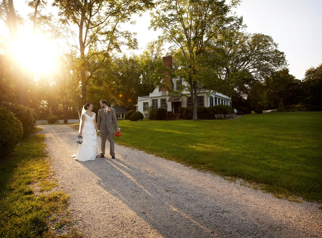 Weddings at Rippon Lodge
