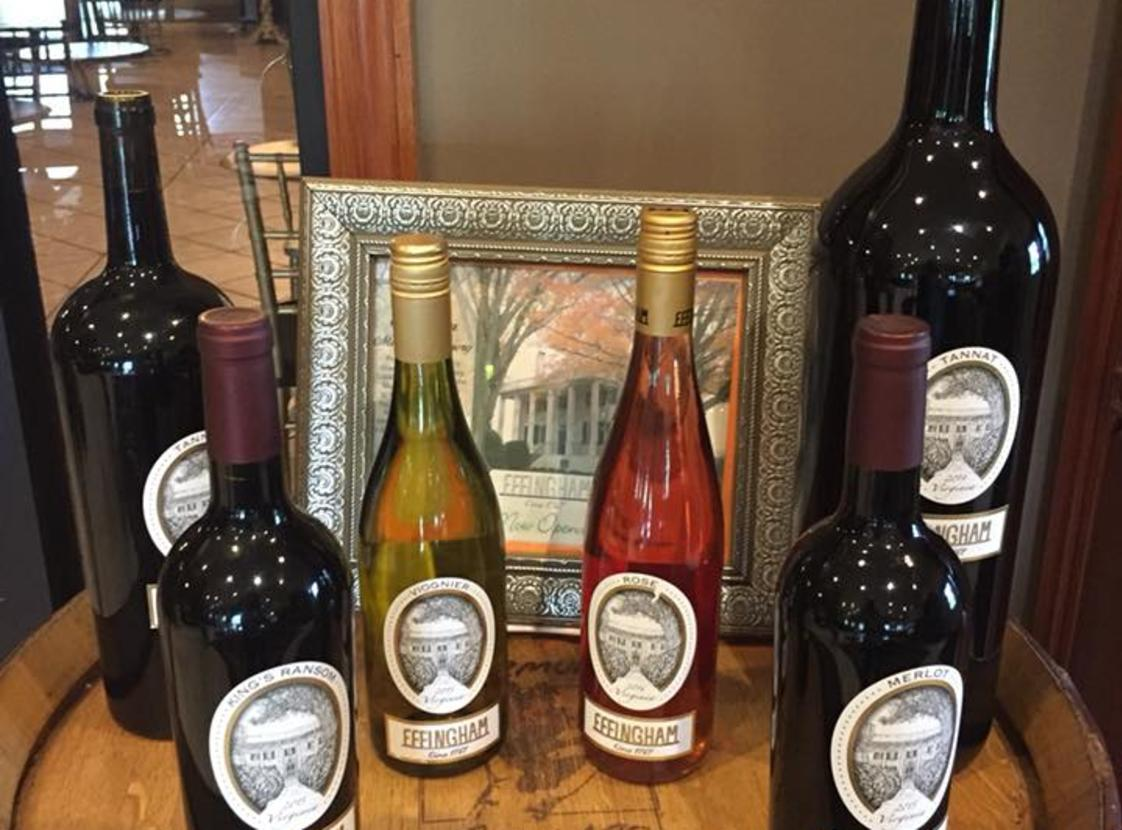 EFFINGHAM MANOR WINERY Wine