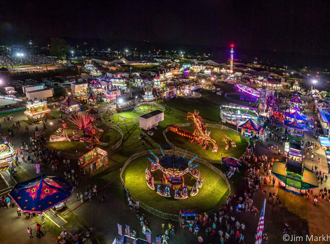 PRINCE WILLIAM COUNTY FAIRGROUNDS