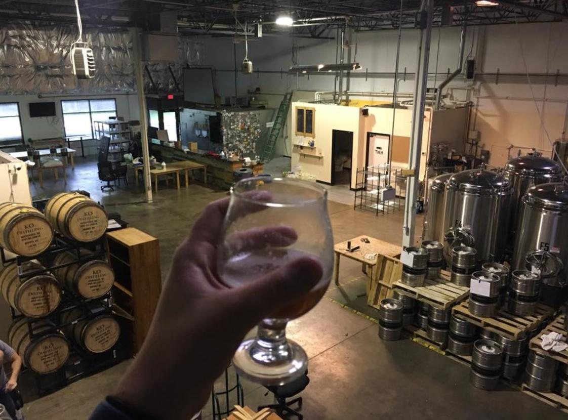 TUCKED AWAY BREWING COMPANY