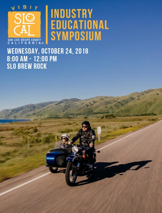 Industry Educational Symposium Invite 2018