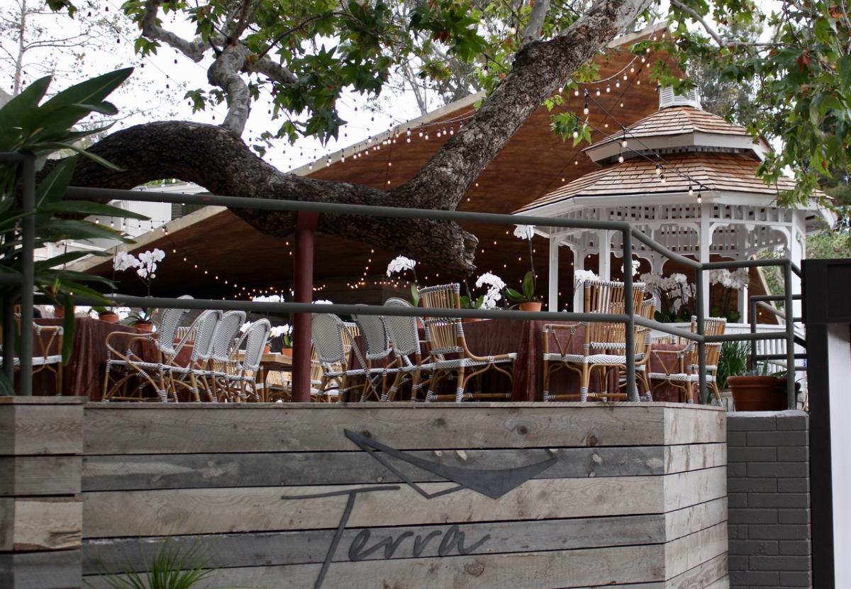 Terra Laguna Beach Dining