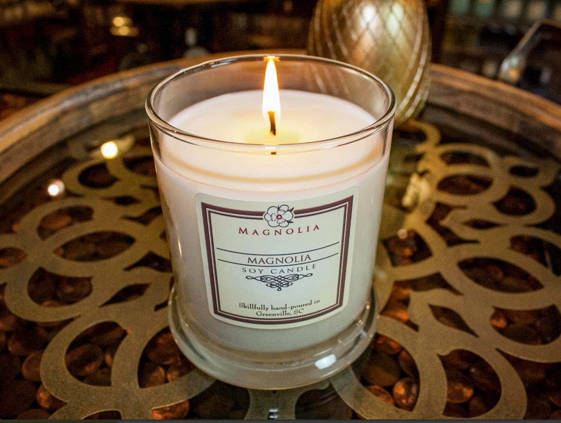 Candle 1 - Magnolia Scents