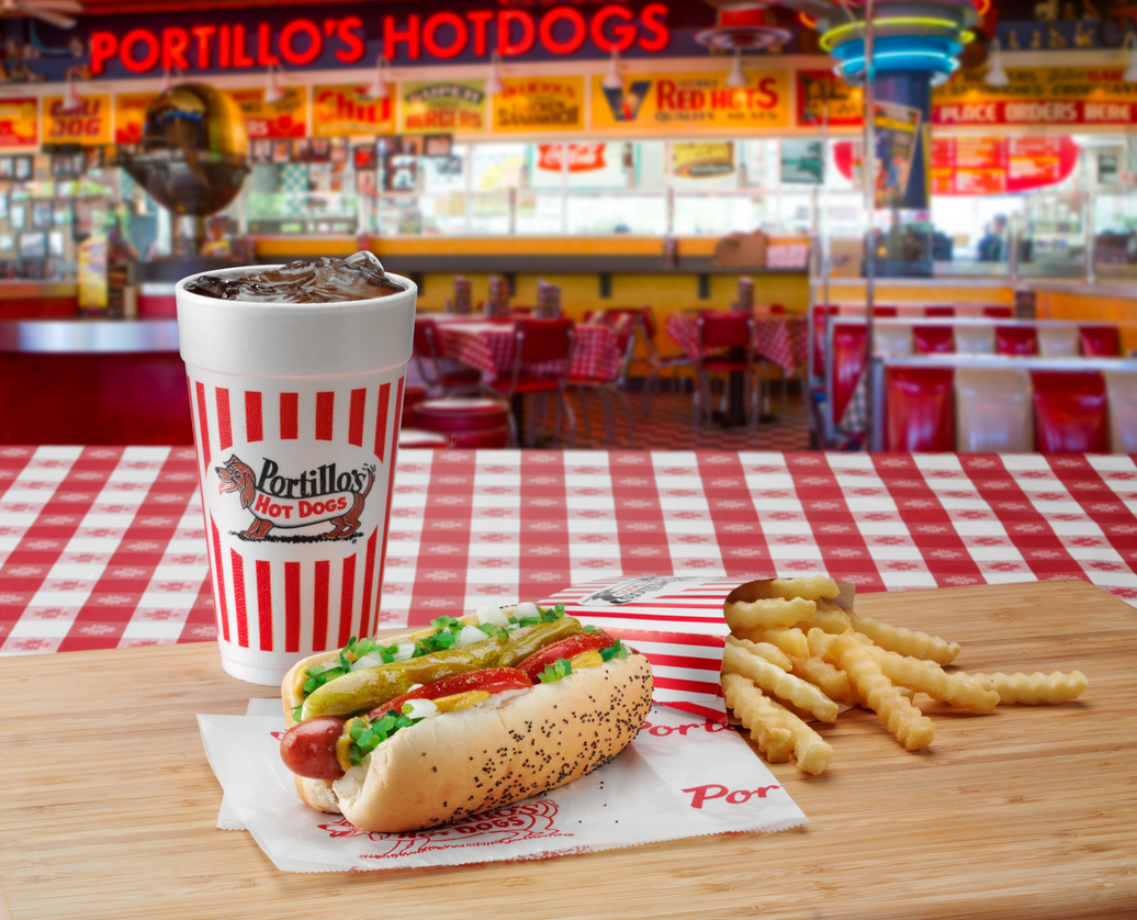 Portillo S Hot Dogs Chicago