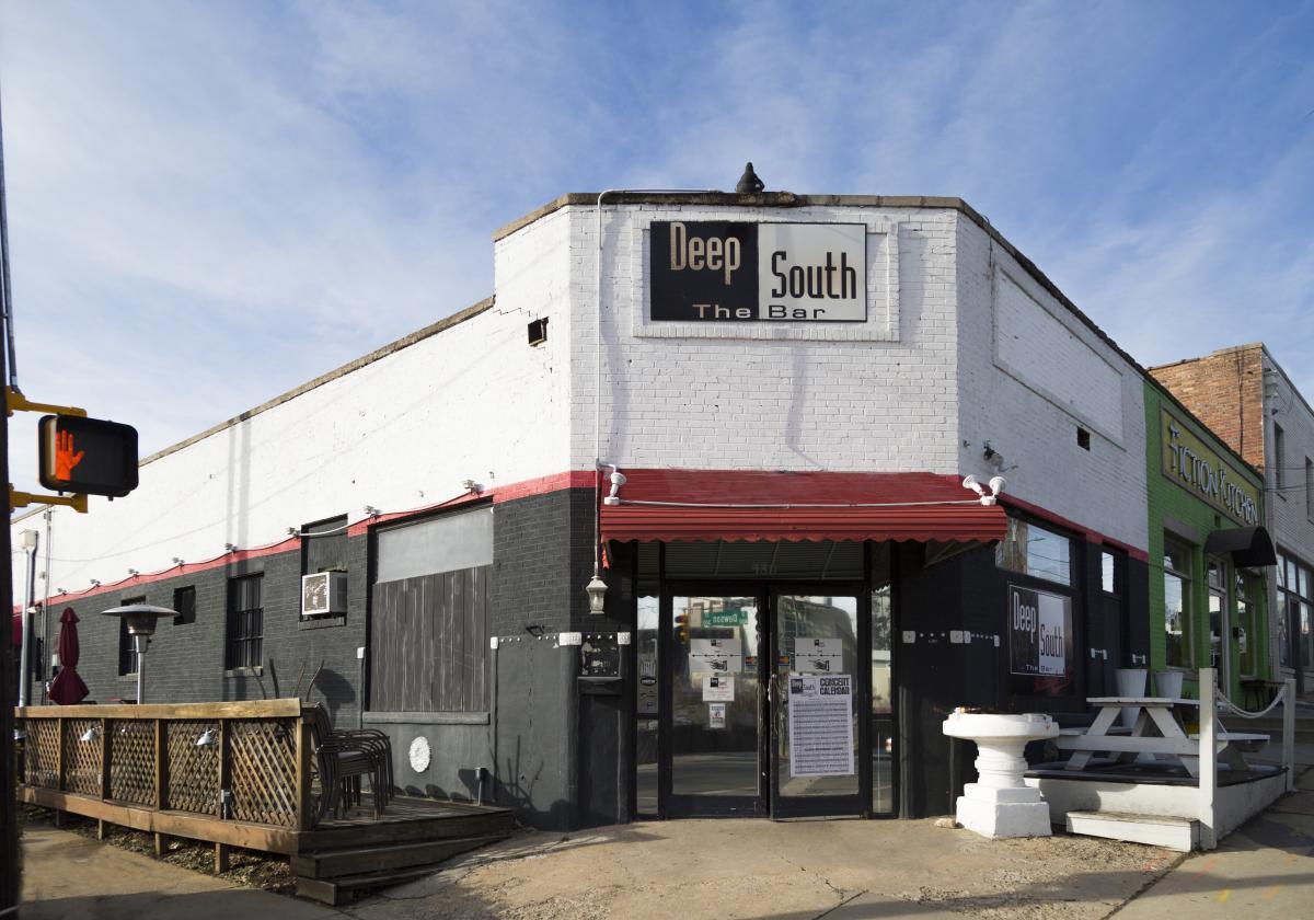 Deep South The Bar