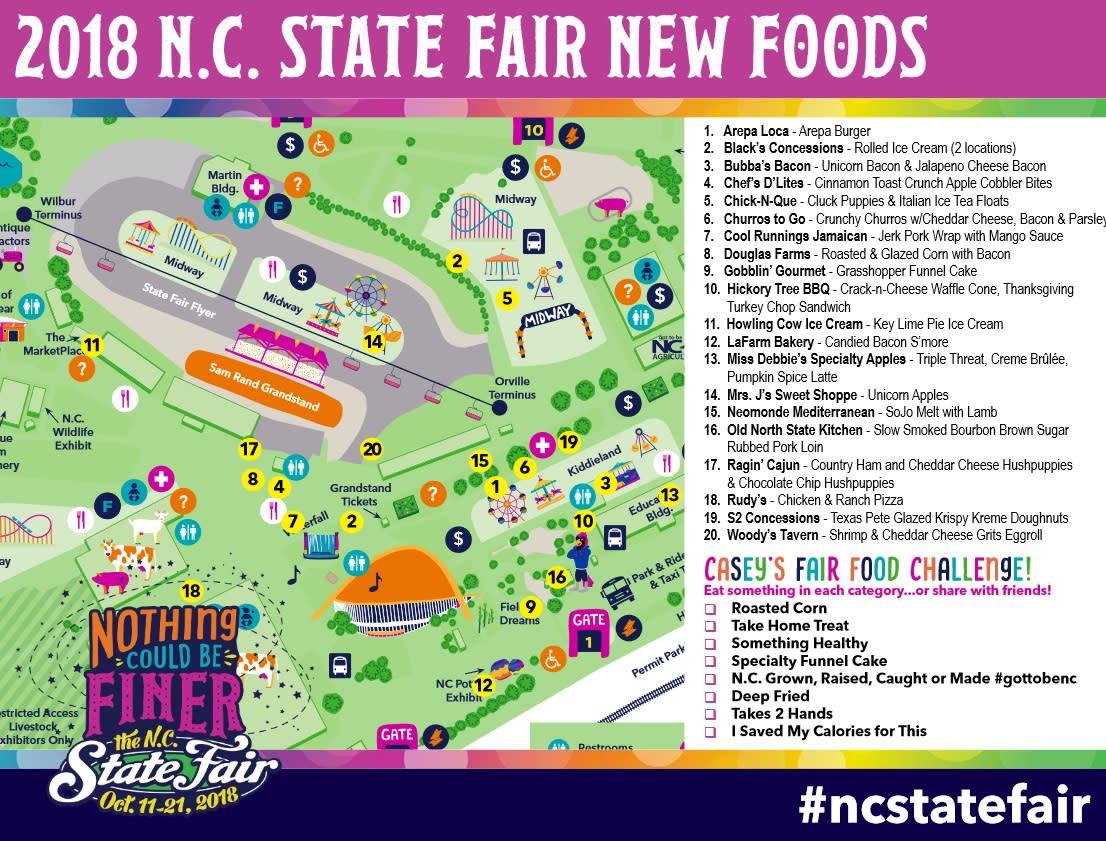 N.C. State Fair 2018