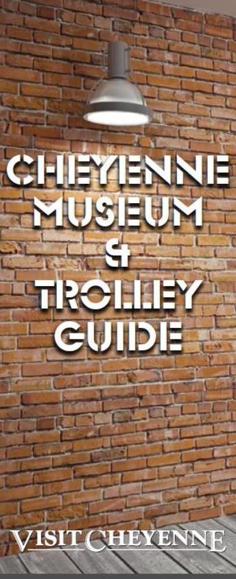 museum brochure cover