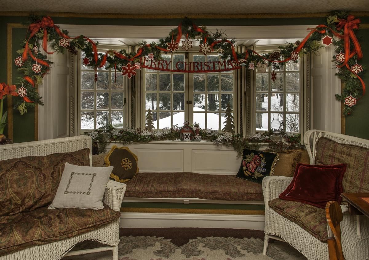 Pennypacker Mills Victorian Christmas