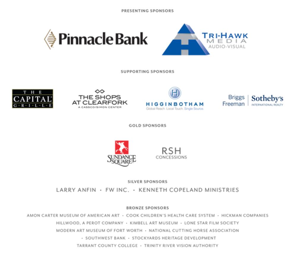 Annual 2018 Sponsors