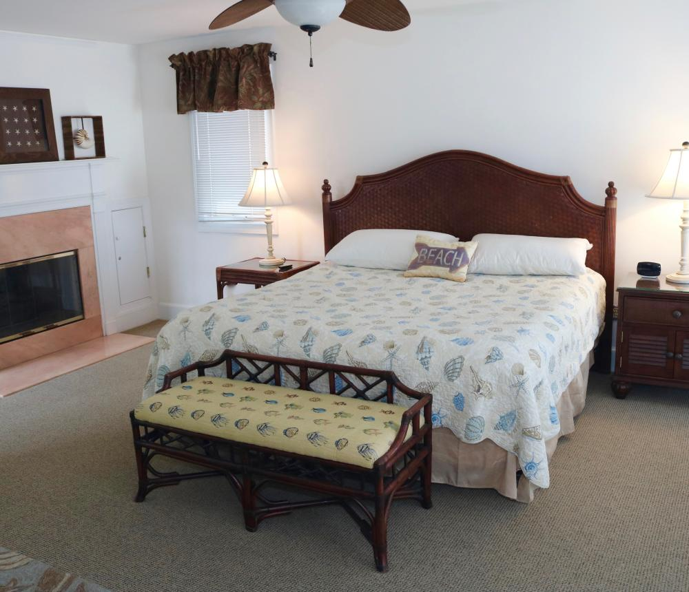 661 S. Atlantic Ave. Master Bedroom