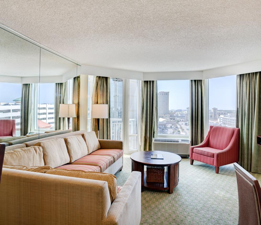 Suite City View