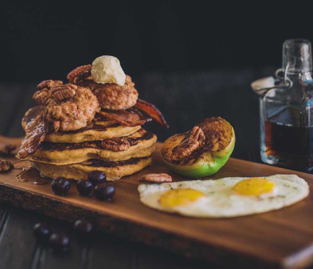 Shoo Mercy Pancake