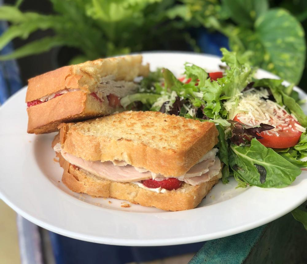 Sandwiches for days!