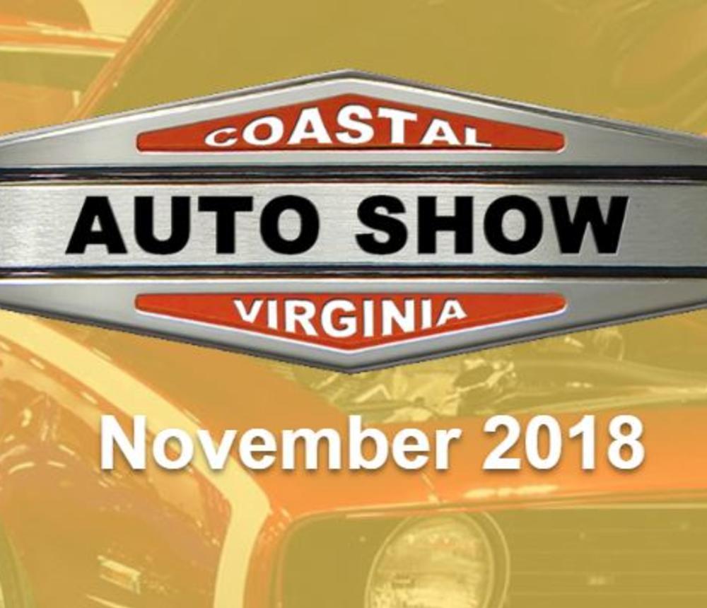 Coastal Virginia Auto Show - Car show chesapeake va