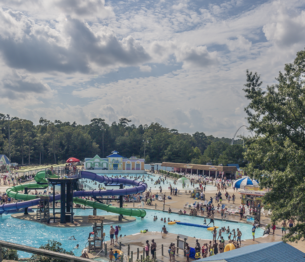 Park Aerial Activity Pool (Small)