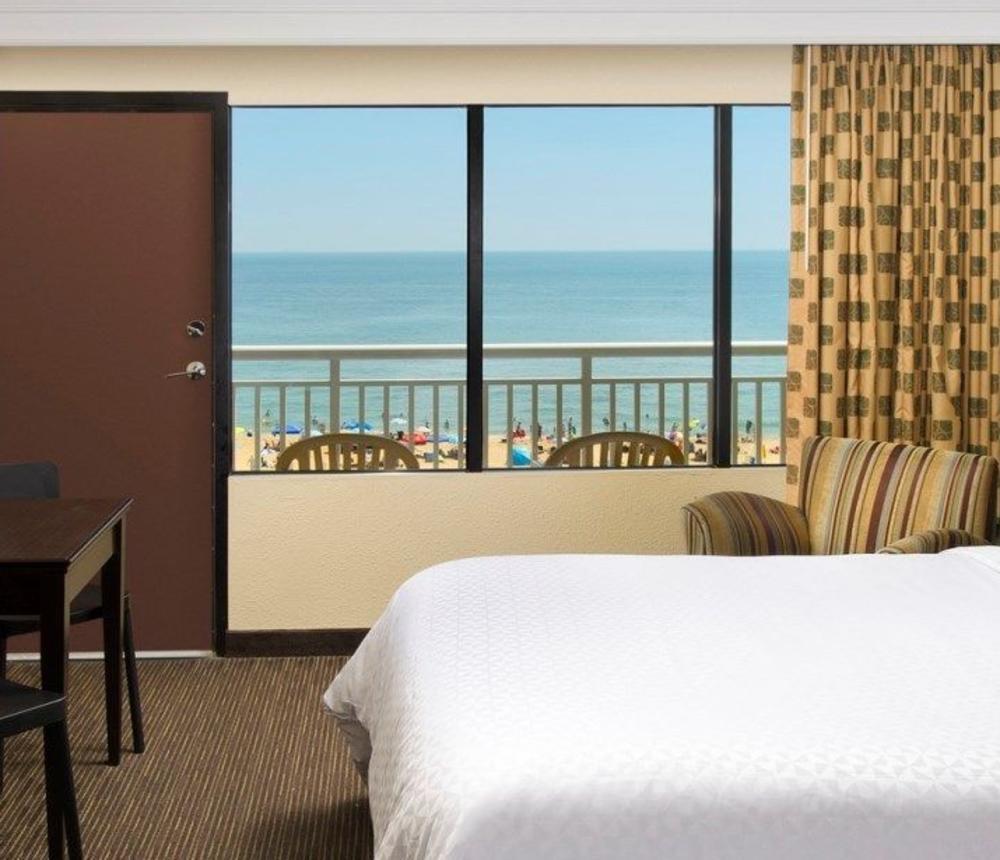 Oceanfront Room with 2 Queen Beds
