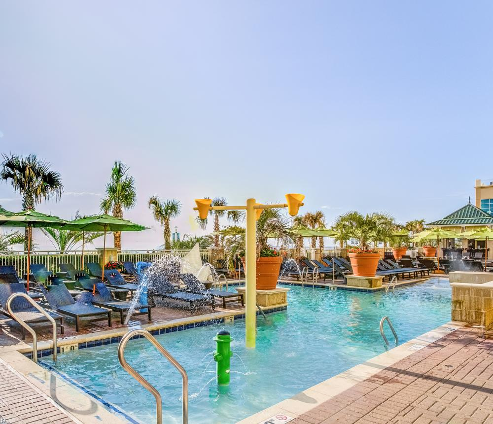 Outdoor Pool at Ocean Beach Club (Children's)