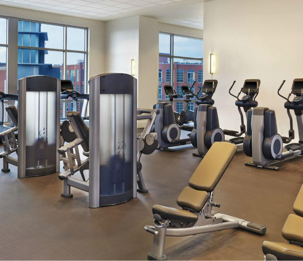 Westin Workout Studio