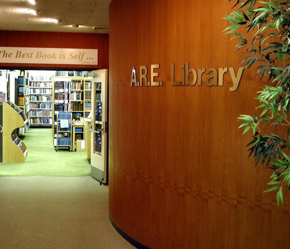 A.R.E. Library
