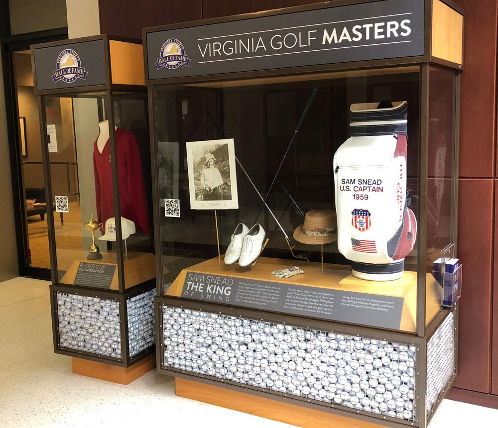 Golf Masters Exhibit
