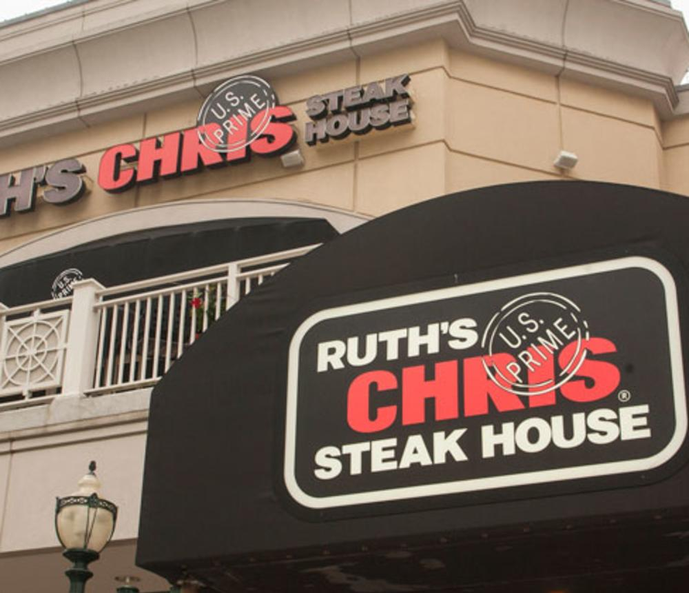 1 - Ruth's Chris Steak House