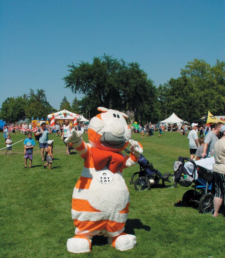 Fat Cat - Fat Cat Festival