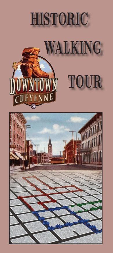 Historic Downtown Walking Tour!