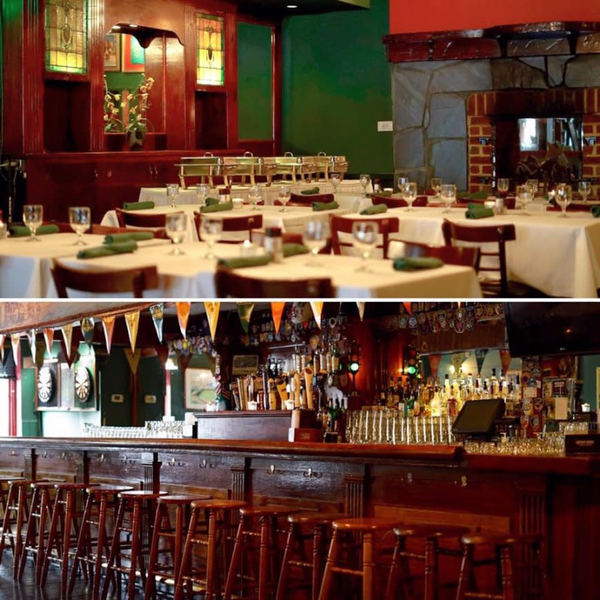 Murphy's Grand Irish Pub Dining Room & Bar