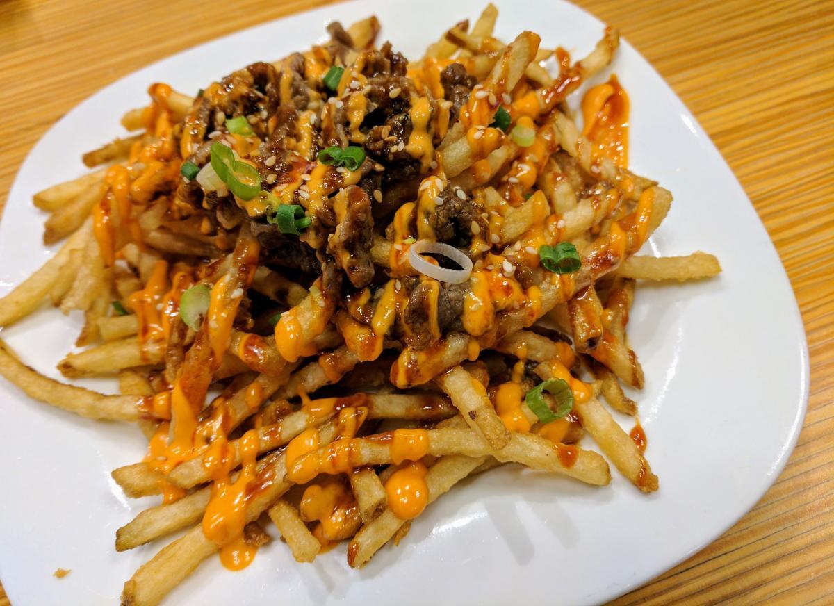 Sweet Basil Fries