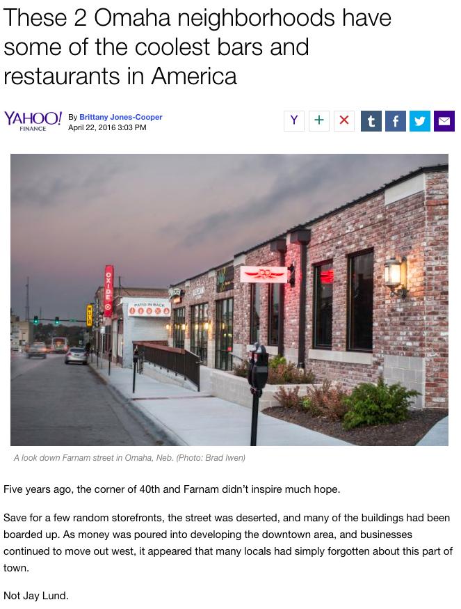 Omaha Neighborhoods - Yahoo! Finance