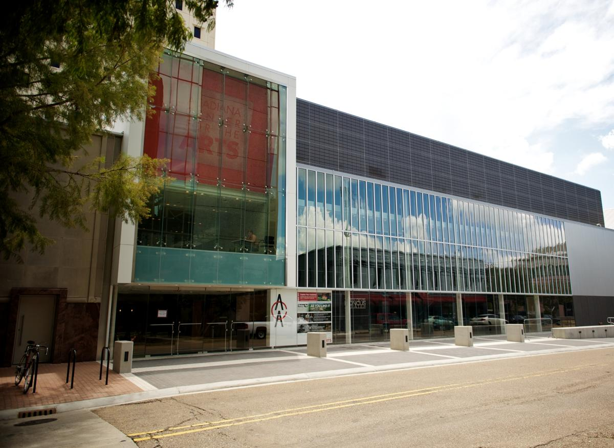 Acadiana Center for the Arts - Exterior